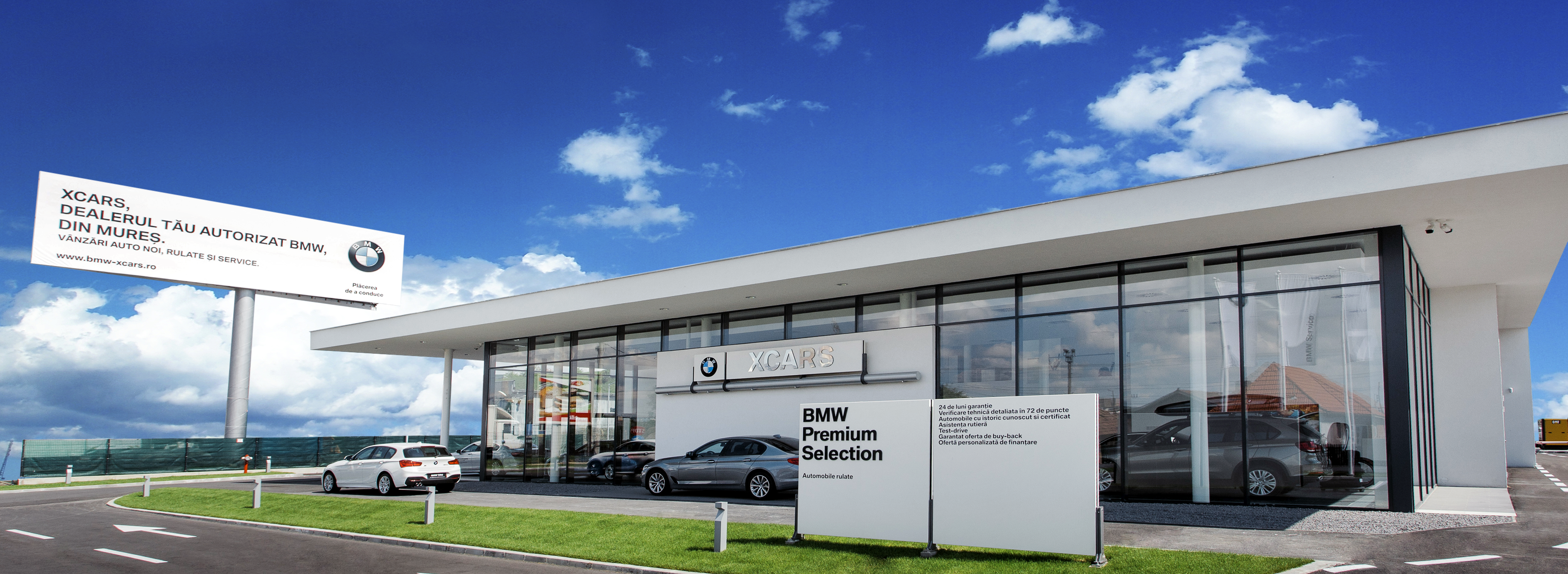 Showroom BMW XCARS